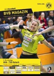 TSG Ketsch - Borussia Dortmund Handball
