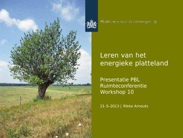 Leren van het energieke platteland. (pdf)