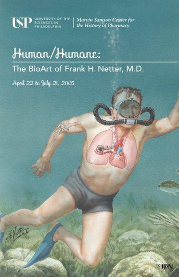 Netter brochure - University of the Sciences in Philadelphia