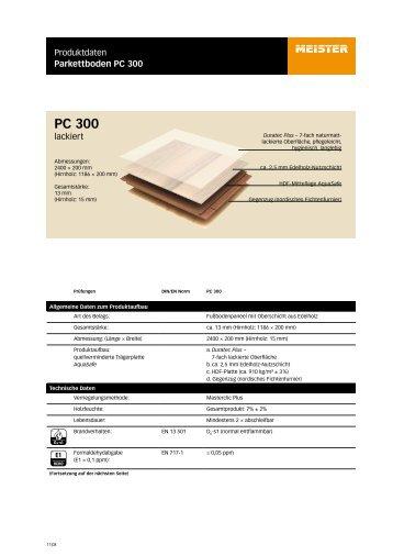 PC 300 - Parkett-Store24