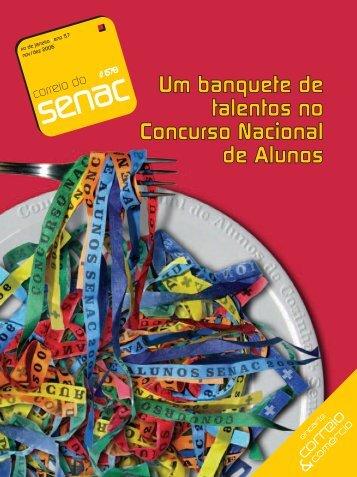 revista correio_678.pmd - Senac