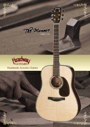 Handmade Acoustic Guitars - Jedistar