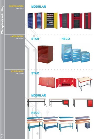 werkplaats inrichting - Matrho BV & Matrho Tools BV