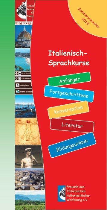 Sprachkurs-Programm Sommersemester 2014 als PDF-Datei ...