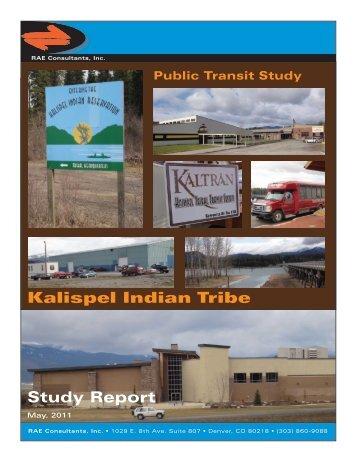 Kalispel Indian Tribe - The Community Transportation Association of ...