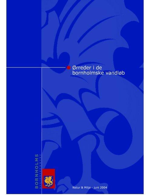 Ørreder i de bornholmske vandløb - Bornholms Regionskommune