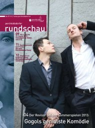 Ausgabe 06/2013 - startseite - Marktgemeinde Perchtoldsdorf