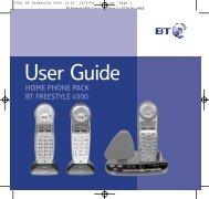 BT Freestyle 4500 SMS - UK Surplus