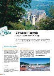 PC 3 3-Flüsse Radweg