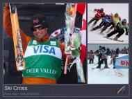 Ski Cross - Alpine Canada