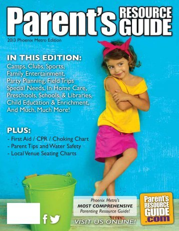 Features - Parent's Resource Guide