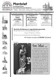 Gemeinsame PN 08-2013.pdf - Pastoralverbund Medebach