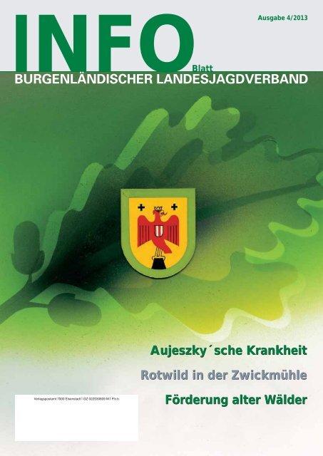 Infoblatt Download (2,5 MB) - Ausgabe 4/2013 - Burgenländischer ...