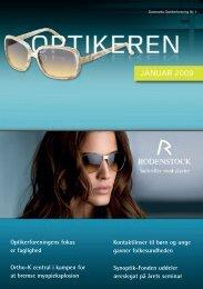 Januar 2009 - Danmarks Optikerforening