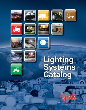 Lighting Systems Catalog - Grote Industries