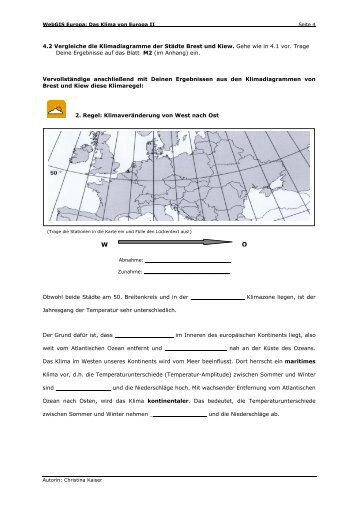 Arbeitsblatt 2 - WebGIS-Schule