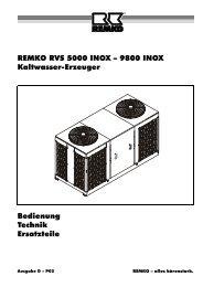 remko rvs5000-9800