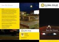 Global Solar Vision - Group Janssens