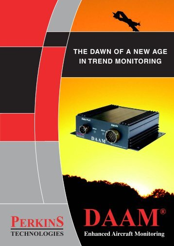 the dawn of a new age in trend monitoring - Yorkton Aircraft Service