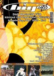 DAS MAGAZIN FÜR - Big Up! Magazin