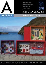 May - West Cork Arts Centre