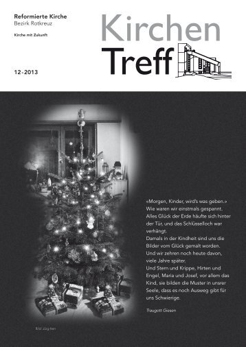 Dezember 2013 - Reformierte Kirche Zug
