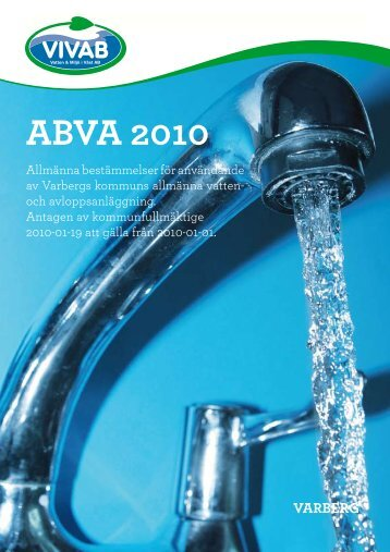ABVA 2010 Varberg.pdf - Vivab