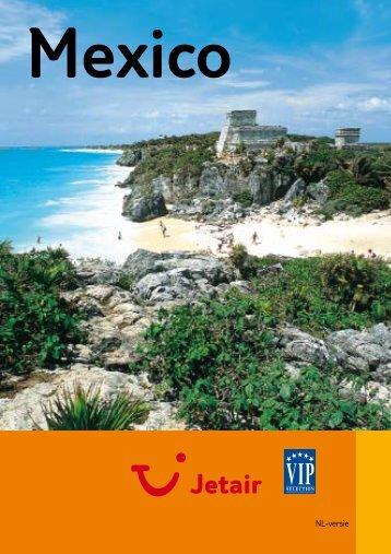 Jetair informatieboekje over : Cancun - Reizen De Cauwer