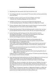 Protokoll LSS Sitzung 16.09.2013 1. Begrüßung aller Anwesenden ...