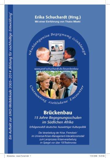 Buch - Prof. Dr. Erika Schuchardt