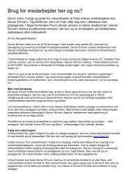Læs mere her - Senior Erhverv Danmark