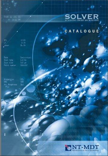 3 µm - NT-MDT