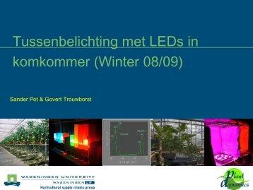 Sander Pot & Govert Trouwborst - Energiek2020