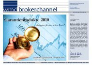 die PDF Version - WMD Brokerchannel