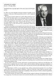 Antonin Tucapsky - Dr David Wright