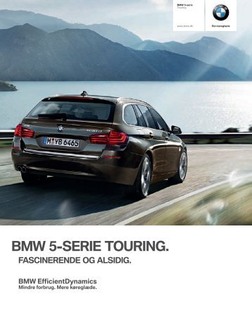 BMW -SERIE TOURING. - BMW Danmark