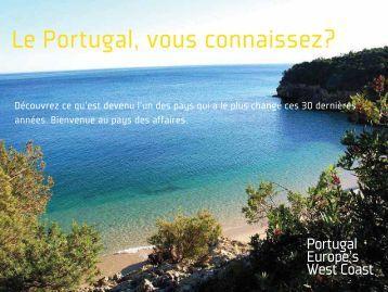 Le Portugal, vous connaissez? - aicep Portugal Global