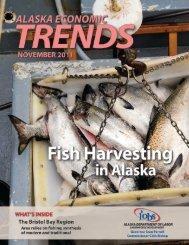 November 2011 Alaska Economic Trends - Alaska Department of ...