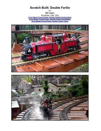 Double Fairlie Santa Cruz Lumber Co
