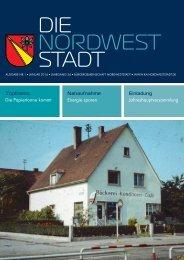 Heft 1 14 - Bürgergemeinschaft Nordweststadt e.V.