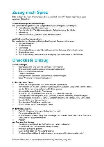 PDF zur Frühjahrsputz Checkliste - Hab ich alles?