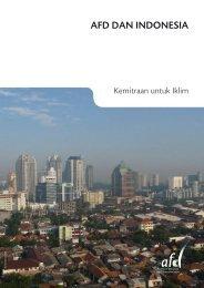 AFD DAN INDONESIA - Agence Française de Développement