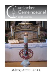 GB Maerz-April 2011.pdf - St. Johannis zu Curslack
