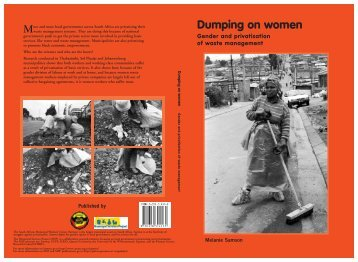 Dumping on Women