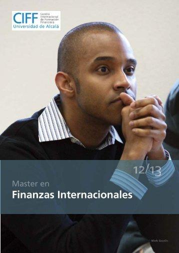 Finanzas Internacionales 12-13.indd - Ciff