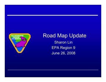Road Map Update