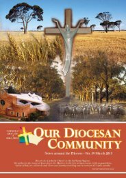 Our Diocesan Community - March 2013 1 - Catholic Diocese of ...