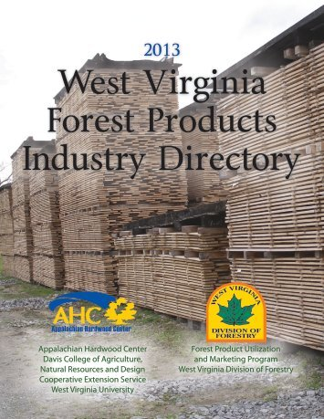 West Virginia Forest Products Industry Directory