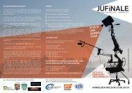 schick uns deinen film! anmelden bis zum 23.09.2013! - JuFinale