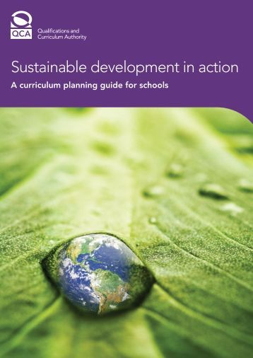 Sustainable development in action - Global Footprints